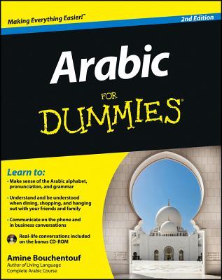 Arabic for Dummies By Bouchentouf, Amine